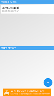Bluetooth Device Control Free- screenshot thumbnail