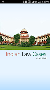 Indian Law Cases- screenshot thumbnail