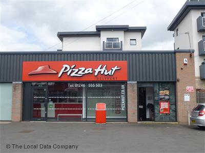 Pizza Hut Delivery On Chatsworth Road Pizza Takeaway In
