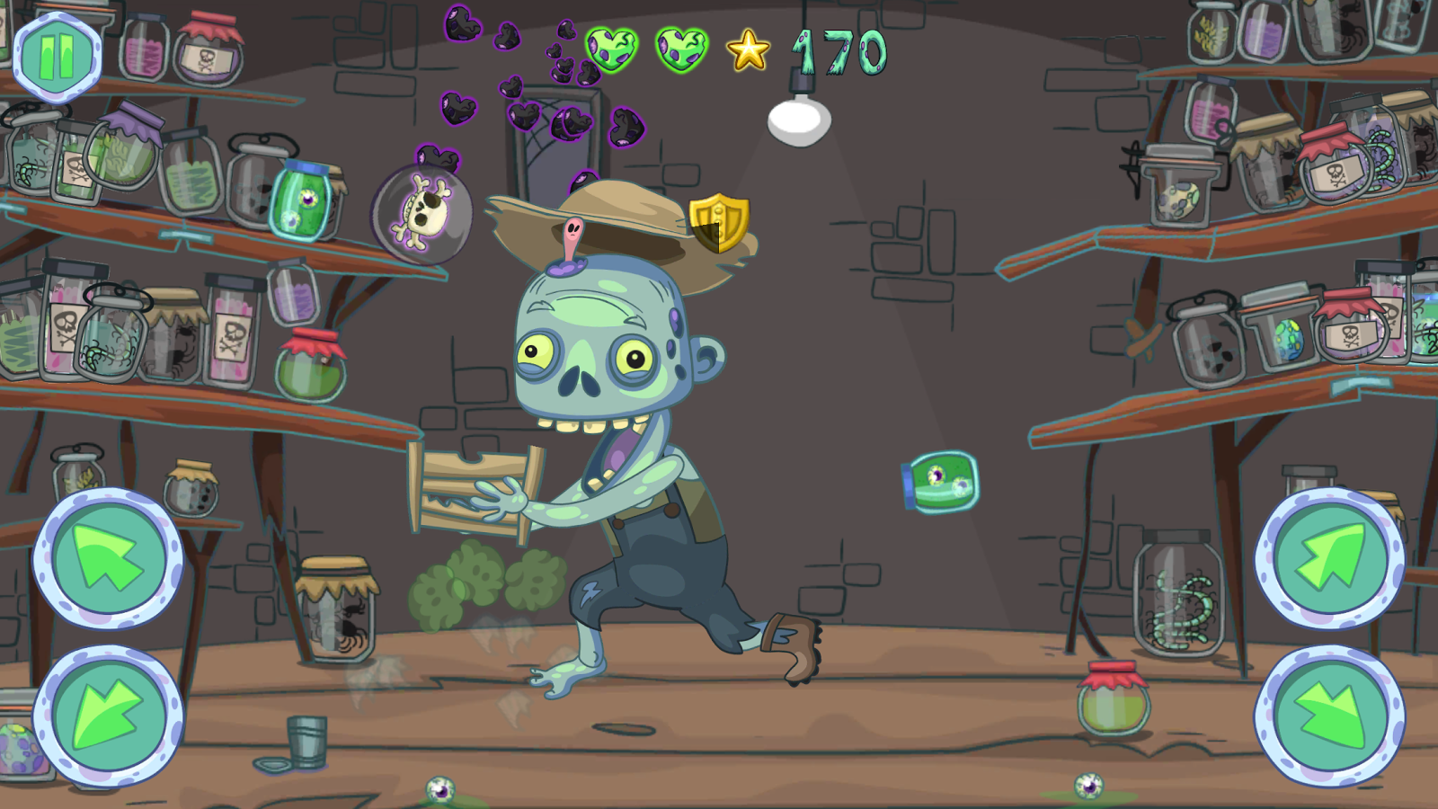 Zombie Farmer- screenshot