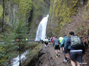 Photo: First waterfall!