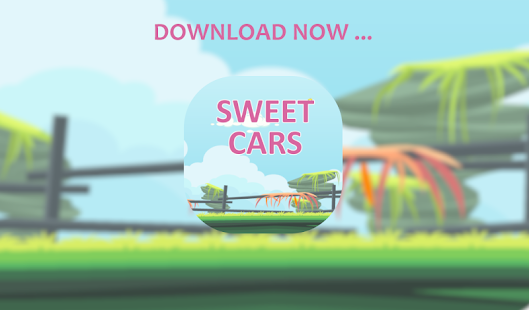 Sweet Cars - náhled