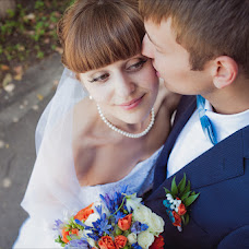 Wedding photographer Vladimir Levakin (levla). Photo of 20.08.2013