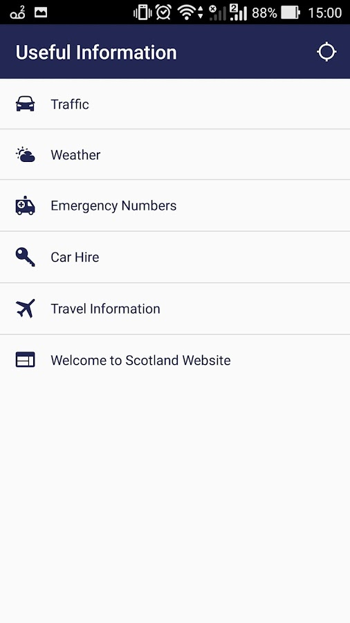 Welcome to Scotland Guide- screenshot
