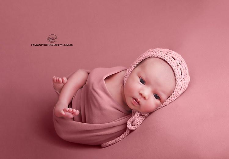 Professional newborn photos Brisbane