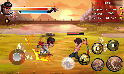 King Of Kungfu 2: Street Clash Screenshot