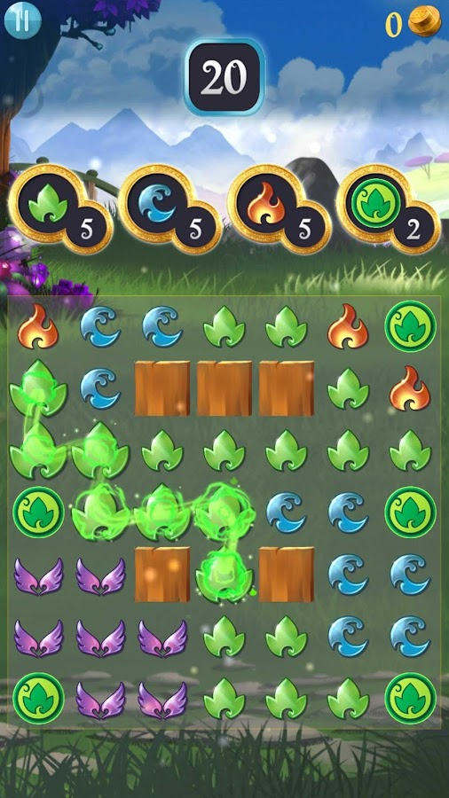 LEGO® Elves Match Game with Dragons and Building- screenshot