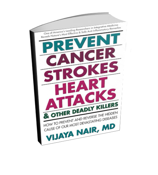 prevent cancer book dr. vijaya nair