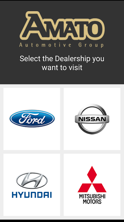 Amato Auto Group- screenshot