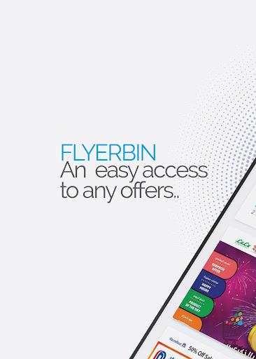 FlyerBin: Weekly Promotions, Deals & Shopping List screenshots 1