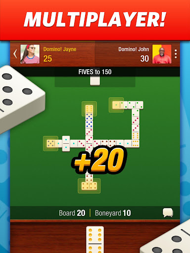 Domino! The world's largest dominoes community 17 screenshots 6