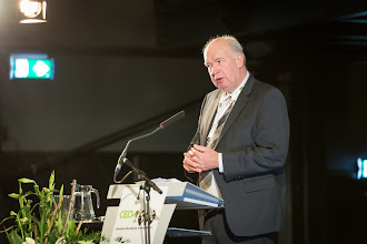 Photo: Prof. Cees van Rhee outlines this year's event.