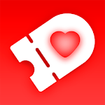 Couple Coupons: Relationship Love Vouchers Game 💕 icon