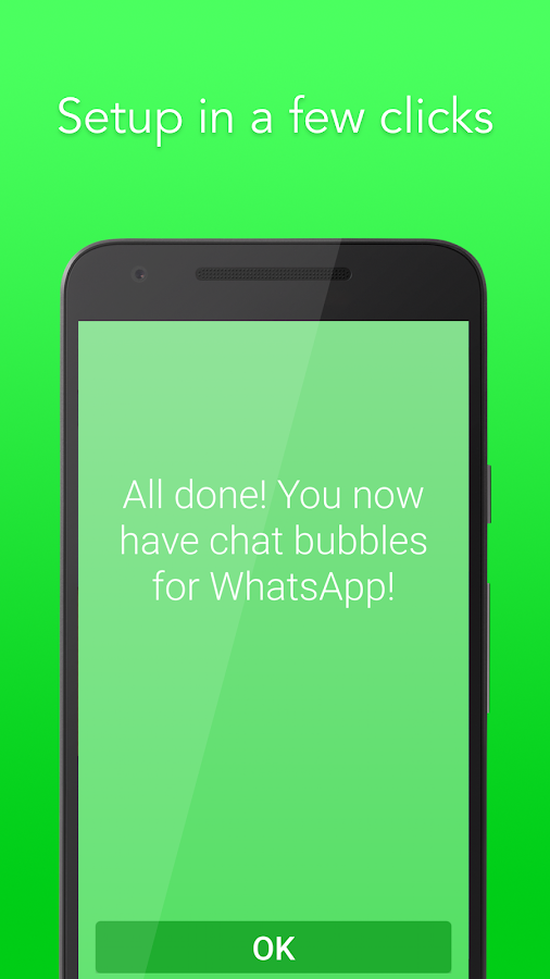 WhatsBubbles - Chat Bubbles- screenshot