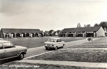 Photo: Eshof, witte auto is van W. Zandvoort