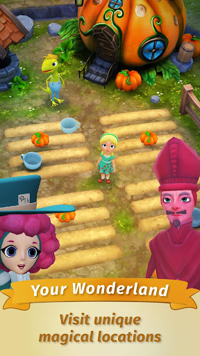 Alice: Fantasy world in the Wonderland! screenshots 1