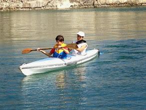 Photo: canoa