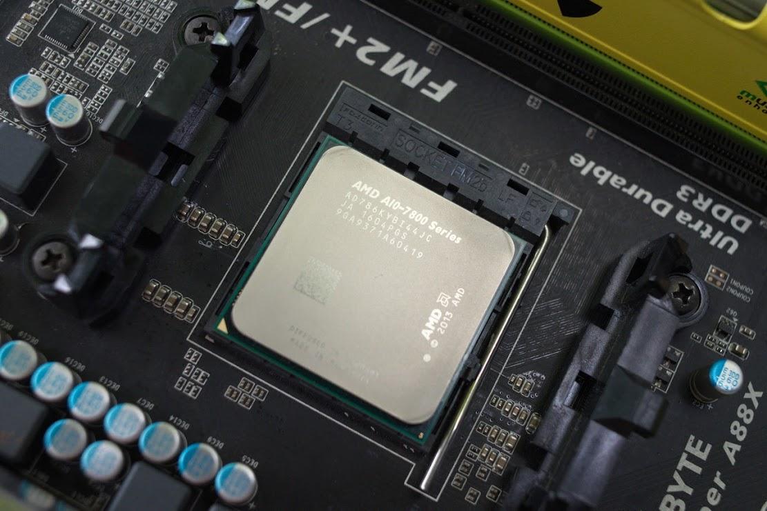 Đánh giá vi xử lý AMD Godavari A10-7860K