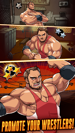 The Muscle Hustle: Slingshot Wrestling  screenshots 1