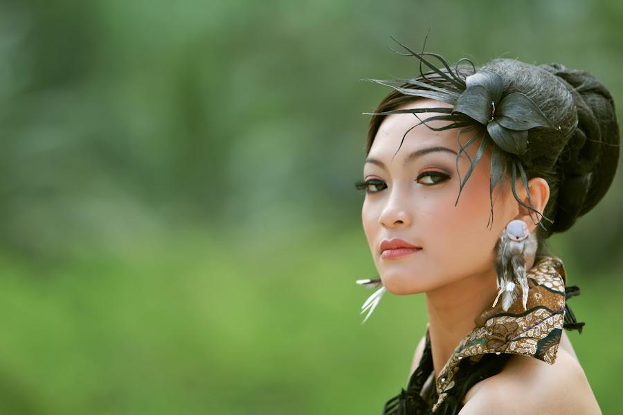 by Sky Art Photoworks - People Portraits of Women