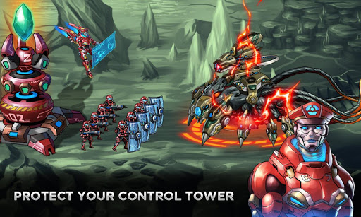 Robots Vs Zombies Attack 120.0.20190613 APK MOD screenshots 1