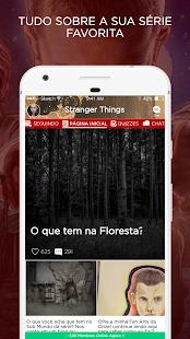 Hawkins Amino para Stranger Things em Português - náhled