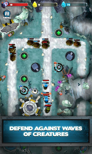 Blew TD: Free Tower Defense strategy game 1.8.10 de.gamequotes.net 1