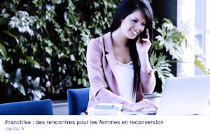 Transition de carrières les femmes et la franchise