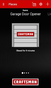 Craftsman Smart Garage Door- screenshot thumbnail
