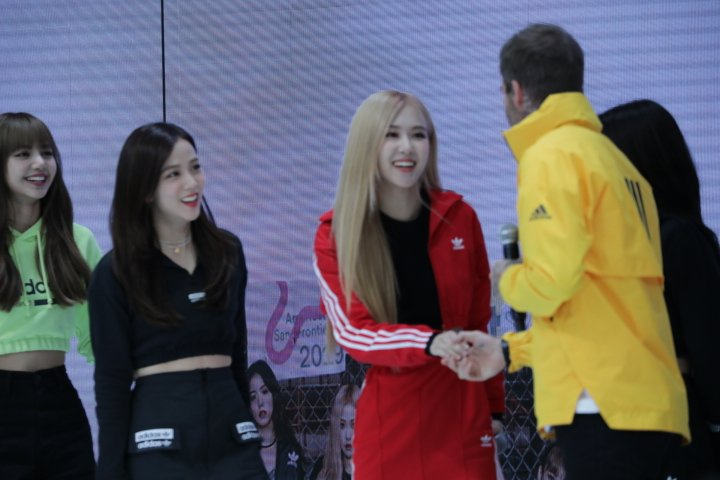 4-BLACKPINK-Attend-David-Beckham-Adidas-Event-2019