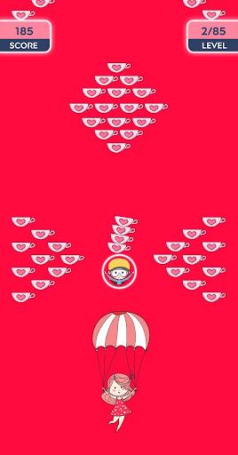 Code Triche Rise up love - most addictive balloon game apk mod screenshots 1