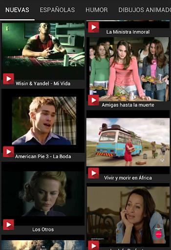 Películas en Español Completas 1.02 screenshots 3
