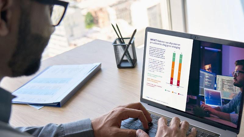 Thuiswerken biedt ICT-branche kansen, maar klantbeleving nog niet 'je-van-het'
