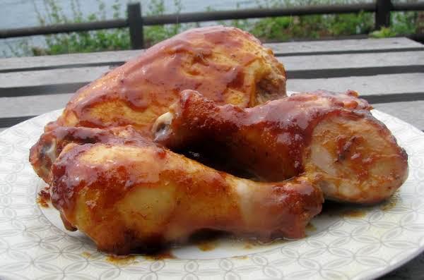 Bbq Chicken Legs Recipe