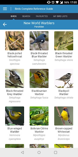 Birds Complete Reference Guide cheat hacks