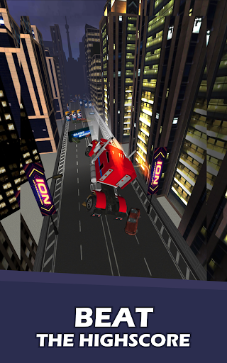 Stunt Truck Jumping screenshot 10