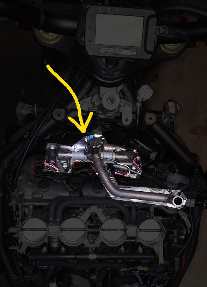 08-20 05-16 GSXR1000 Pair Valve Actuator Eliminator Plug A Suzuki Hayabusa