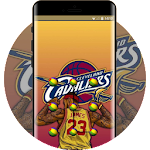 Theme for Cavaliers - King James 23 Icon
