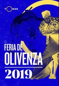 Feria de Olivenza. El Tajo y La Reina para J Garrido, L David y Toñete (08/03/2019)