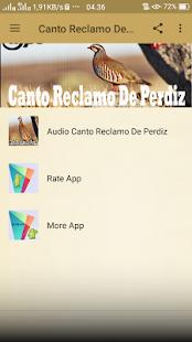 Canto Reclamo De Perdiz Mp3 - náhled