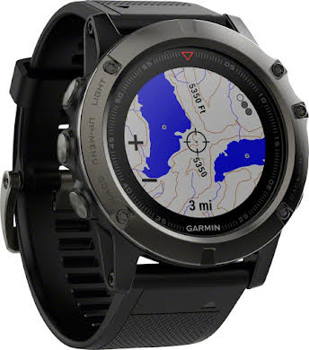Garmin Fenix 5X Sapphire GPS Watch alternate image 0
