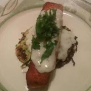 Salmon & Zucchini-cheese pancakes