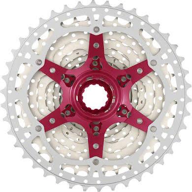 Sun Race MX8 11-Speed 11-42T Cassette - Silver alternate image 1