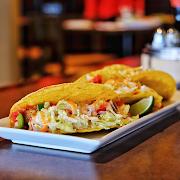 Vegetarian Tacos (3 PCS)