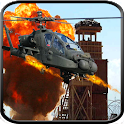 Helicopter Air Gunship War icon