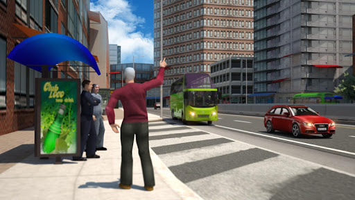 City Bus Simulator 2015 1.4 screenshots 6
