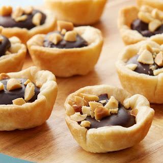 Mini Buckeye Pie Bites Recipe