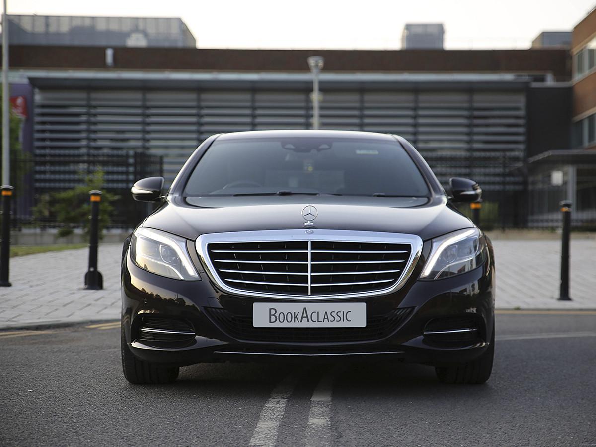 Mercedes-Benz S-class Executive Long Hire London