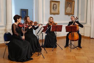 """Photo: """"Mėmelio kvartetas"""" kamerinės muziekos koncertas """"Rudens spalvos"""""""