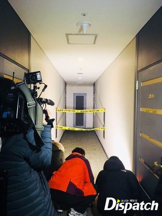 Photos Released Of Apartment Where SHINee Jonghyun Was Found